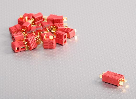 T-conectores 10 pares (20pc)