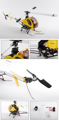 Art-tech Hughes 300 (400class) heli RTF