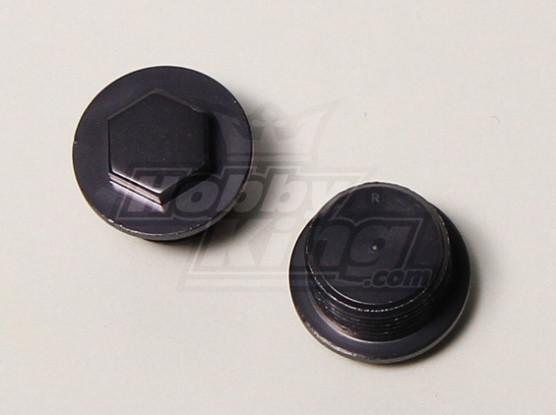 Cap superior choque QRF400 Frente