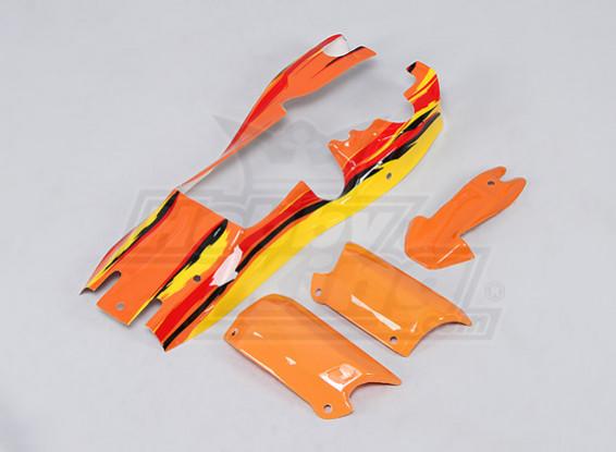 Set corpo Red Baja 260 e 260S (1Set / Bag)