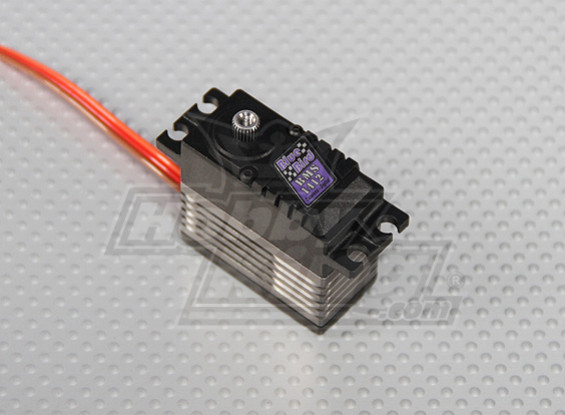 BMS-1412 Coreless Digital liga Engrenagem Servo - 23,3 kg / 0.11s / 7.4V (alta tensão)