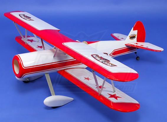 Super Stearman Biplane Balsa 1,120 milímetros (ARF)