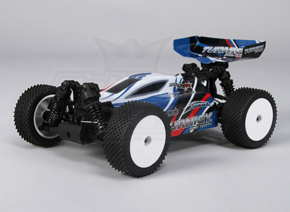 1/16 Brushless 4WD Corrida Buggy w System / 25A