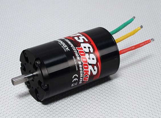 T5692 Turnigy Pro 1000kV Comp Brushless Inrunner Motor