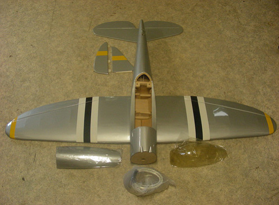 RISCO / DENT P-47 parafuso de trovão 50 ARF (Armazém AUS)