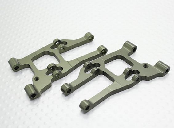 Alumínio Frente Lower Suspension Arm (2Pcs / Bag) - A2003T, A2027, A2029, A2035 e A3007
