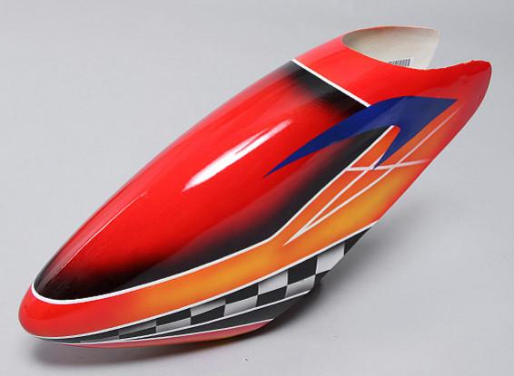 Fiberglass Canopy para Trex-700E