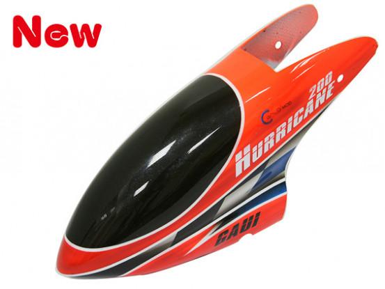 Gaui Furacão 200 Stylish Airbrush Canopy (C4 Type)