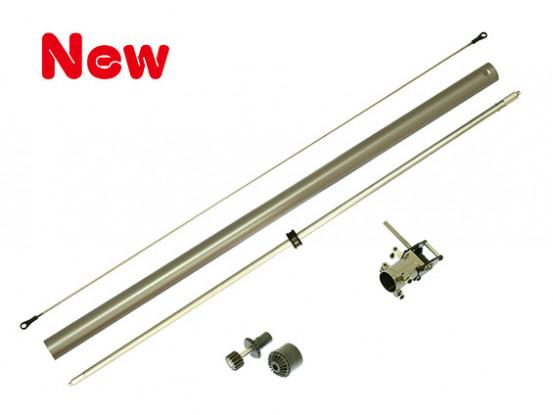 Gaui 425 & 550 H425 Torque Tubo Drive Assembly (para 425 milímetros ~ 475 milímetros de lâmina)