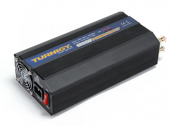 Turnigy 1080W 220 ~ 240V Alimentação (13.8V ~ 18V - 60 ampères)