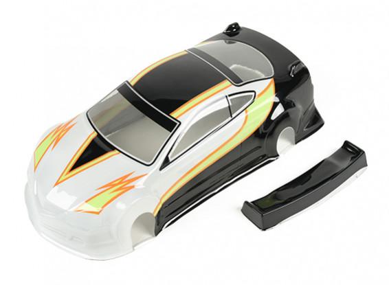 1/10 Touring Car Pré-pintada Shell Corpo