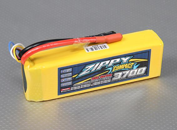 ZIPPY Compact 3700mAh 4S 35C Lipo pacote