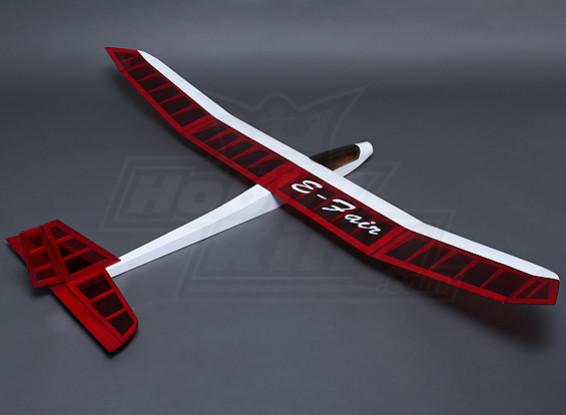 Hobbyking E-Feira Balsa Glider 1,540 milímetros (ARF)