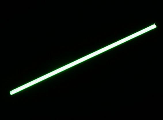 10W LED verde Faixa de Alloy 250 milímetros x 12 milímetros (3s Compatible)
