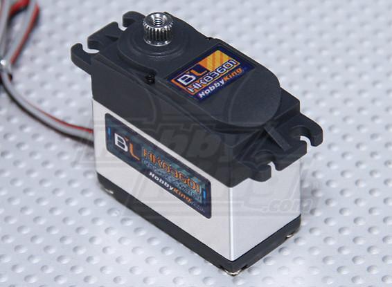 HobbyKing ™ BL-83601 Digital Brushless HV / MG 14,5 kg / 0.13sec / 56g