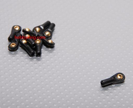 Bola e ligação rolo 4.8x2x18mm (10pcs / set)