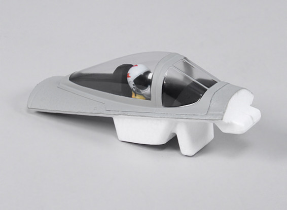 Durafly ™ 1,100 milímetros A1 Skyraider - Substituição Canopy (w / piloto)