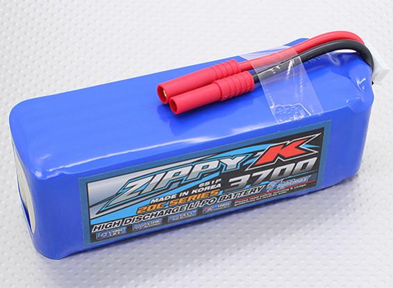 Bateria Zippy-K Flightmax 3700mah 6S1P 20C Lipoly