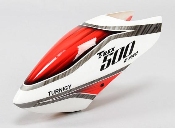 Turnigy High-End Fiberglass Canopy para Trex 500 Pro