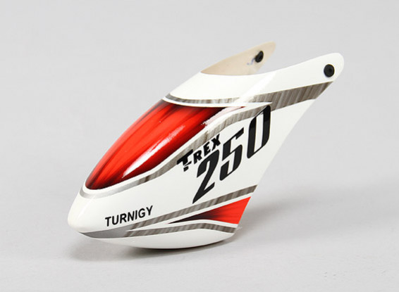 Turnigy High-End Fiberglass Canopy para Trex 250