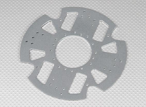 Turnigy HAL Quadrotor superior Placa