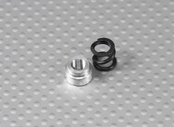 Clutch Limitado-deslize Nut 1/10 Turnigy 4WD Brushless Curso de curta duração Truck