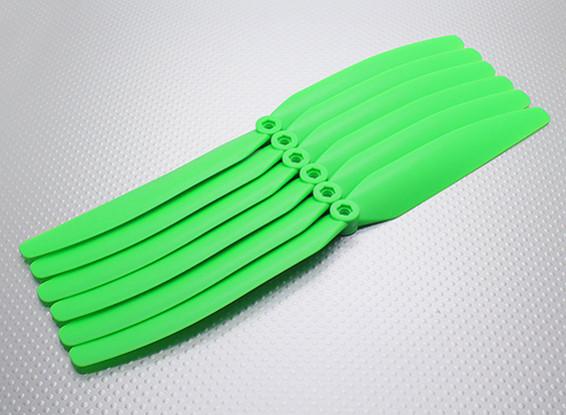 GWS EP Hélice (DD-1170 279X178mm) Verde (6pcs / set)