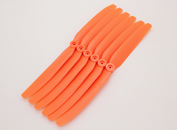 GWS EP Hélice (DD-9050 229x127mm) laranja (6pcs / set)