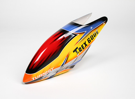 Turnigy High-End Fiberglass Canopy para HK / Trex 600E