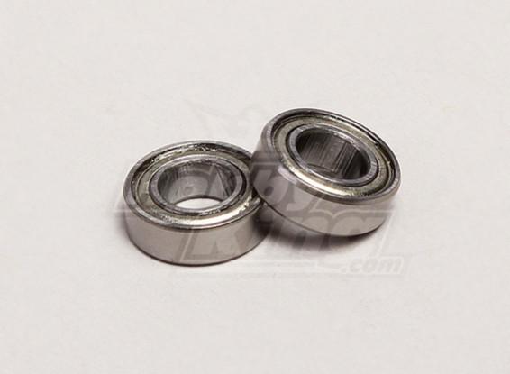 Ball Bearing 6x12x4mm (2pcs / bag) - Turnigy Trailblazer 1/8, XB e XT 1/5