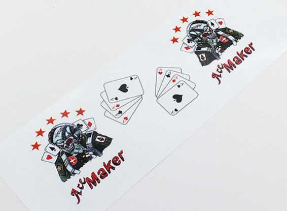 "Arte do nariz - ""Ace Maker"" L / R Handed"