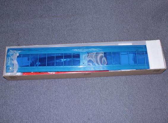 RISCO / DENT na moda Composite / Balsa elétrica Glider F5J 2.250 milímetros (ARF)