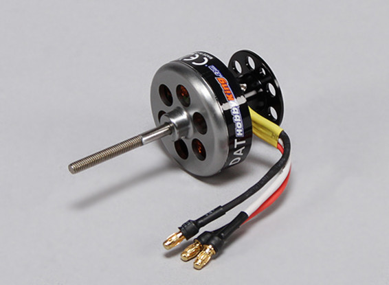 Hobbyking Clube Formador 1265 milímetros - Substituição do motor