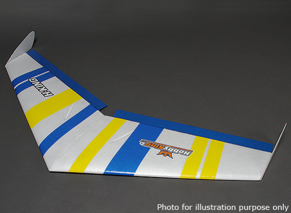 Mau Asa Slope Combate Flying Wing EPP 1.220 milímetros (KIT)