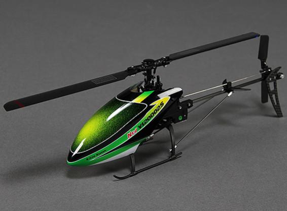 Walkera NOVO V120D02S 3D Mini Helicopter w / DEVO 7E Transmissor (RTF) (Modo 1)