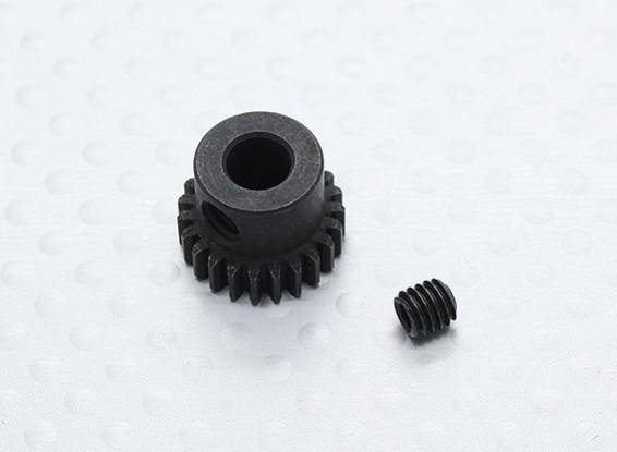 23T / 5 mm 48 Passo Hardened pinhão Aço