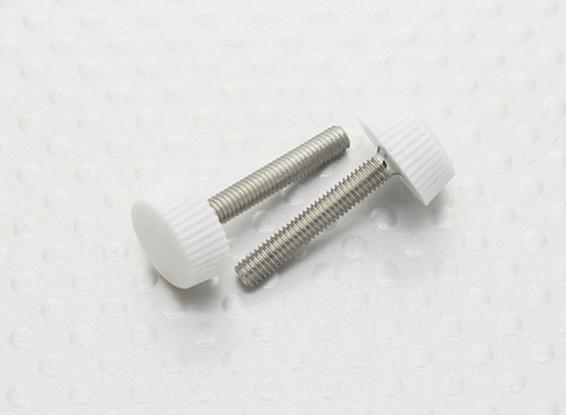 Thumb Canopy Screw M3x18mm (2pcs)