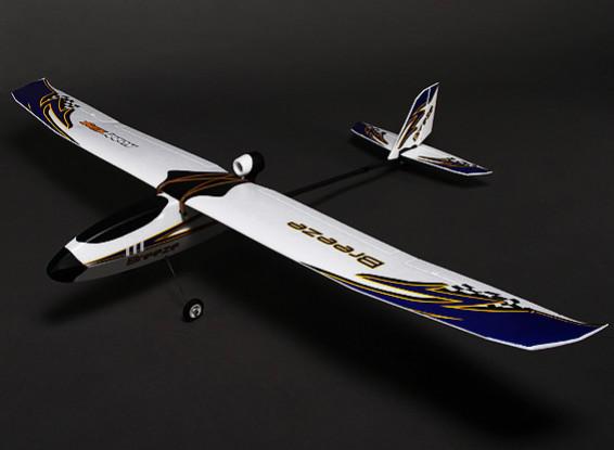 HobbyKing® ™ Breeze Glider w / Opcional Flaps EPO 1400 milímetros (KIT)