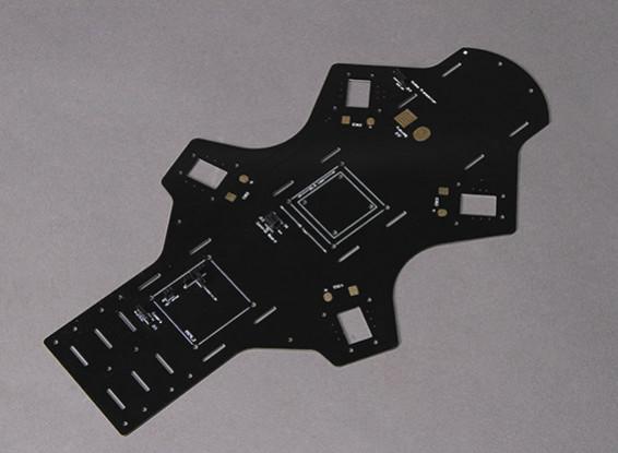 """SK450 gato inoperante """"desfibrilador"""" Power and Board A / V de Distribuição (Sem) Escudo"""