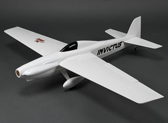 HobbyKing ™ Invictus EF-1 Pylon Racer Balsa 1,288 milímetros - Full White (ARF)