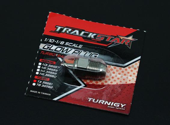 TrackStar 10/01 ~ 08/01 Escala Turbo Vela No.3 (HOT)