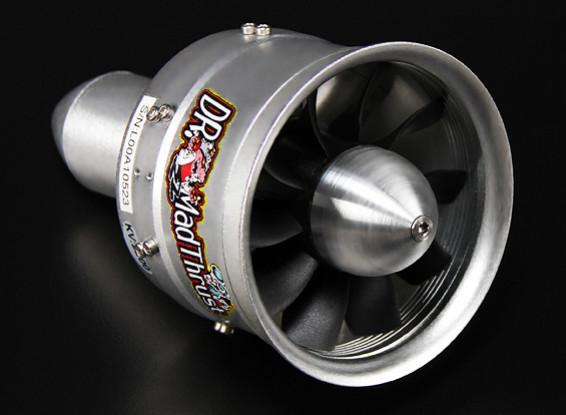 Dr. Mad Thrust 68 milímetros 10-Blade Liga EDF 2200kv Motor - 1950watt (6S)