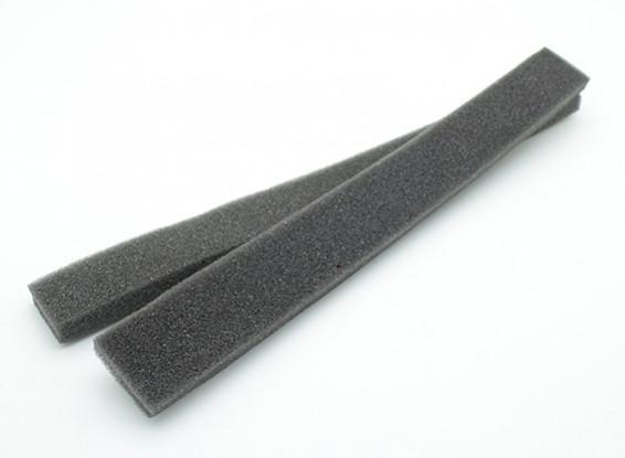 Nitro tóxico - traseiros pneu Inserções