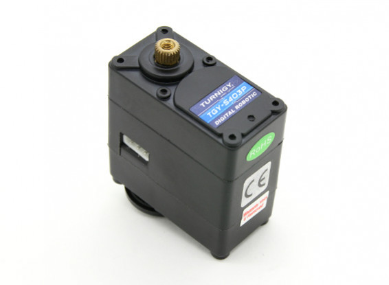 Turnigy TGY-S403P 180 ° Digital robô Servo 15,3 kg / 0.19sec / 67g