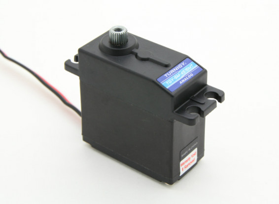 Turnigy ™ TGY-SM-4515MT impermeável BB / AS / MG Servo 15 kg / 0.17sec / 57g