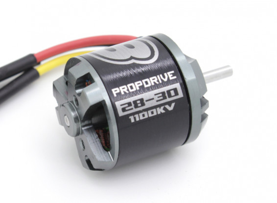 NTM Prop Series Unidade 1100KV Motor 28-30