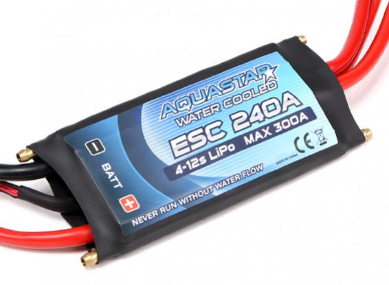 Turnigy AquaStar 240A resfriada a água ESC