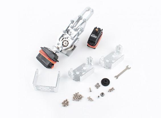 Robótica e de preensão pulso 200 milímetros comum