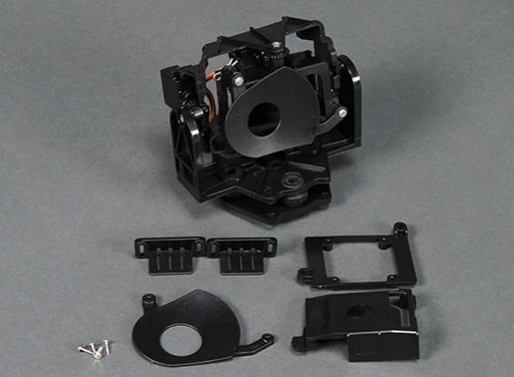 HobbyKing Go-Pro Camera Gimbal com Pan e Tilt (1pc)