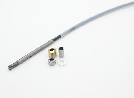 3 * 310 milímetros Flex Shaft Set Para Quanum Aquaholic Brushless V profundo Corrida de Barco